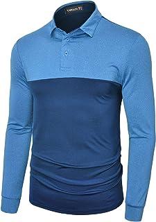 تی شرت آستین بلند مردانه TAPULCO Dry Fit Golf Polos
