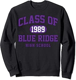 Blue Ridge High School Alumni Yellow Jackets Pinetop AZ Sweatshirt