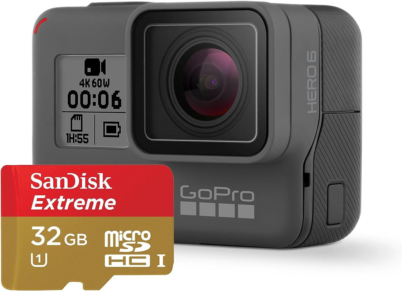 GoPro HERO6 Black Max 100% quality warranty! 71% OFF Action Camera