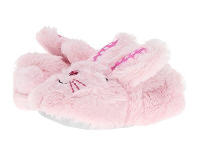 Stride Rite Fluffy Bunny Slipper (Toddler/Little Kid) (Light Pink) Girls Shoes