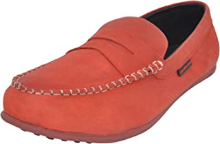 Maplewood Canton Red Casual Shoes for Men