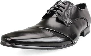 [エムエムワン] 9960円相当 撥水加工 低反発 インソール 2足セット ビジネス シューズ メンズ 紳士靴 福袋 【UZF28B 】