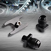 Oil Cooler Adapter Fitting For BMW E36 E46 Euro E82 E9X 135/335 E46 M3 E90 E92 Black