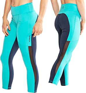 ECO53.5 Lux with Mesh Stay Cool 7/8 Length Compression Pants