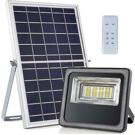 Amazon Solar Lámparas Led De Iluminación esFoco 30w Solares 8wn0XOPk