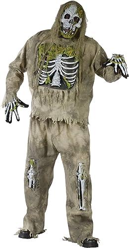 comprar ahora Generique - Disfraz de Cuerpo Cuerpo Cuerpo descompuesto Halloween Adulto XXL  entrega de rayos
