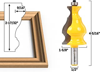 router bits for picture frame moulding