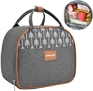 Lunch Bags for Men Reusable Insulated Cooler Tote Women Kids Leakproof Lunch Bag Large Water Resistance Work Picnic Travel