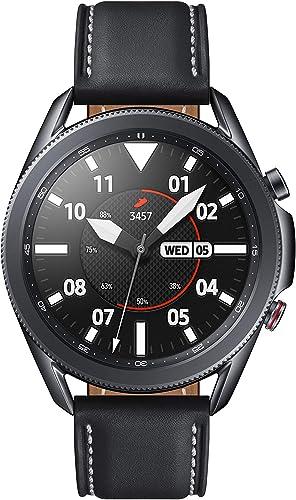 Samsung Galaxy Watch 3 45Mm Bluetooth Mystic Black SM R840NZKAINS