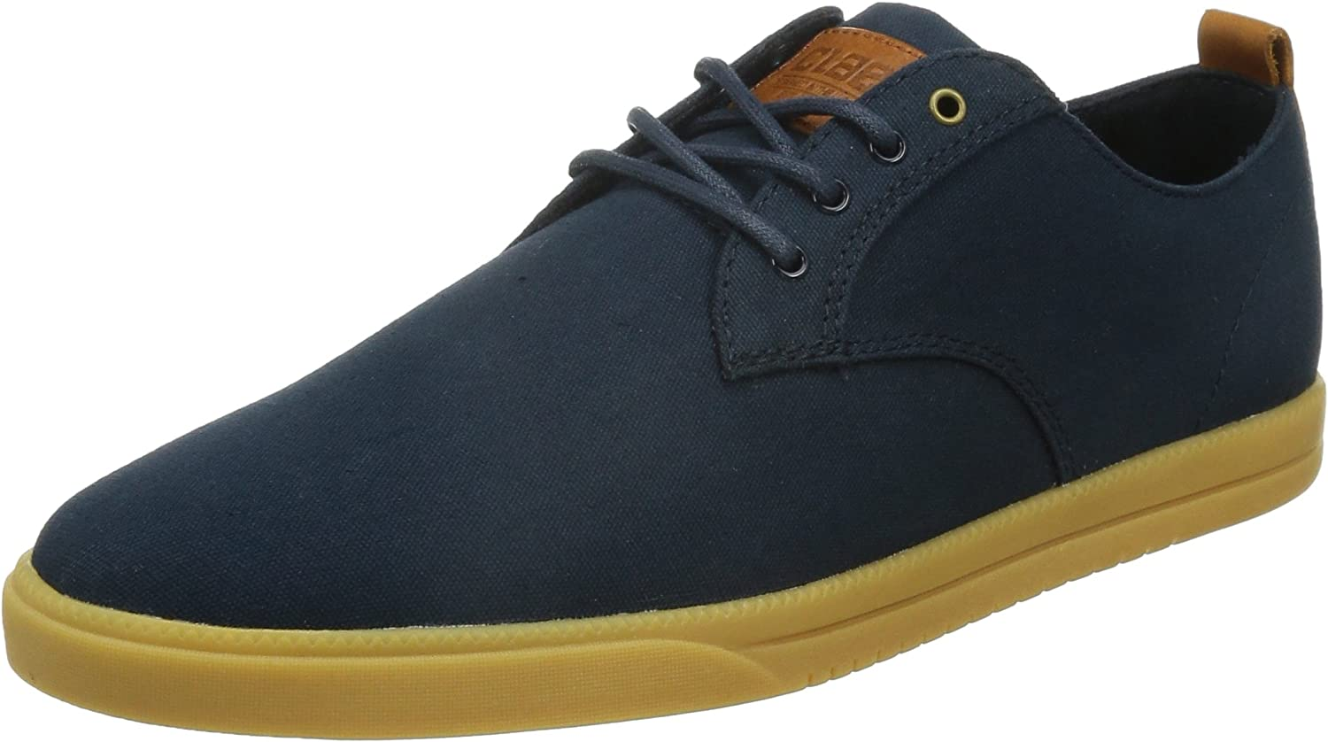 Clae Ellington Mens Sneakers bluee