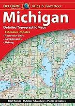 DeLorme Atlas & Gazetteer: Michigan (Delorme Michigan Atlas and Gazeteer) PDF