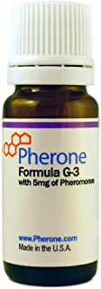 Pherone Formula G-3 for Men to Attract Men, with Pure Human Pheromones