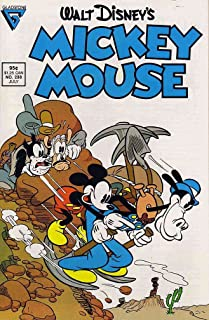 Mickey Mouse (Walt Disney's…) #238 VF/NM ; Dell comic book
