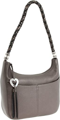 Brighton Barbados Zip Top Hobo