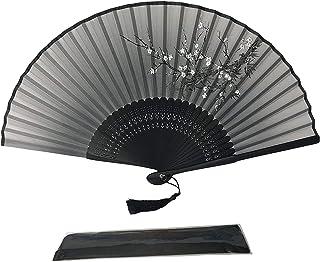 Rangebow® - HQF12 Transformadores 4 Hand Fan con una Bolsa