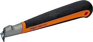"""Bahco 625 Premium Ergonomic Carbide Scraper, 1"""", with Plastic Holder,Black"""