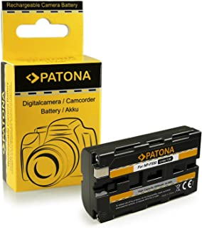 M&L Mobiles®   Batería de primera calidad como Sony NP-F550 con Infochip · 100% compatible con SONY BC-V615   SONY DCM-M1   SONY DCR-TRU47E   SONY MVC-CD1000   SONY PLM-100   SONY VCL-ES06A