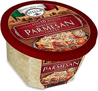 Stella, Shredded Parmesan Cheese, 5 oz