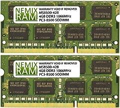 4GB NEMIX RAM Memory for Apple MacBook Pro Late 2008-2010