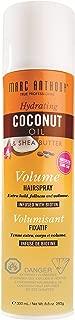 Marc Anthony Coconut Oil Volume Hairspray, 8.8 Ounces