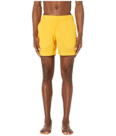 Orlebar Brown Bulldog Sport Swim Shorts (Sulphur) Men