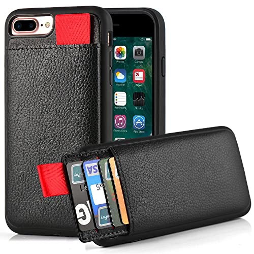 sports shoes 0a149 f13ec Best iPhone 7 Plus Wallet Case: Amazon.com