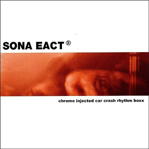 Chrome Injected Car Crash Rhythm Boxx by Sona Eact on Amazon