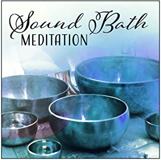 Sound Bath Meditation – Vibrational Music Therapy for Reducing Stress & Anxiety, Just Close Your Eyes, Singing Bowl, Bells & Shamanic Drumming