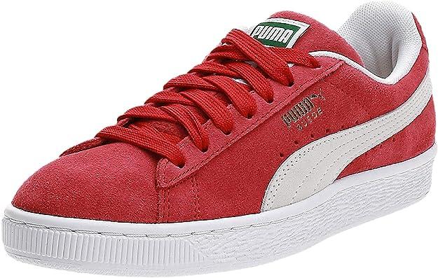 PUMA Suede Classic+, Men's Shoes, (Red