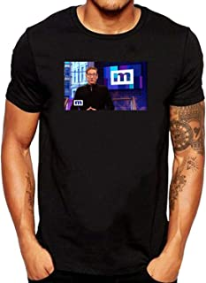 Maury Povich Show Men's T Shirt Black