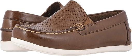 Saddle Tan Smooth Leather