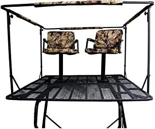 Guide Gear 2-Man 12` Tower Tree Stand
