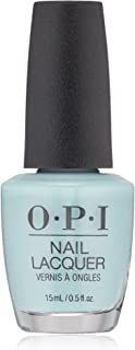 OPI Nail Lacquer Gelato My Mind, Pastel Blue, 15 ml