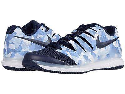Nike Air Zoom Vapor X (Royal Pulse/Obsidian/White/Indigo Storm) Men