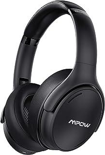 Mpow 059 Bluetooth Headphones Over Ear, Hi-Fi Stereo Wireless Headset, Foldable, Soft Memory-Protein Earmuffs, w/Built-in ...