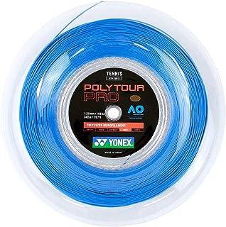 YONEX「POLY TOUR PRO 125 240mロール PTP125-2」テニスストリング ブルー(002)