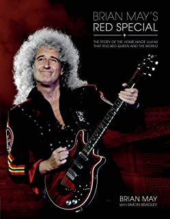 Brian Mays Red Special: The Story Of The Home-Made Guitar That Rocked Queen