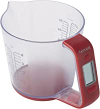Taylor Precision Products Digital Measuring Cup and Scale
