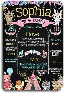 Best wild one first birthday chalkboard Reviews