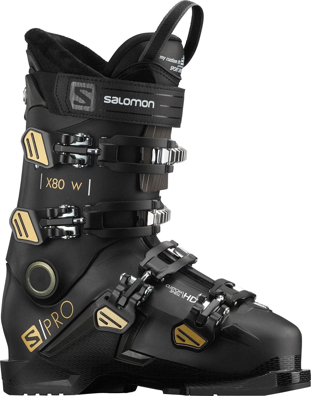Salomon S Pro X80 W CS Ski Womens Great Under blast sales interest Boots