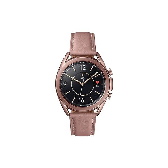 Samsung Bluetooth Smart Watch - Mystic Bronze, Stainless Steel
