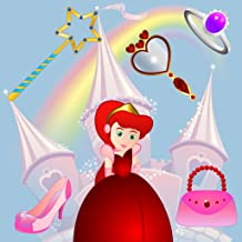 Princesses Puzzle for Toddlers and little Girls : discover the life of a princess ! Educational Puzzle Games