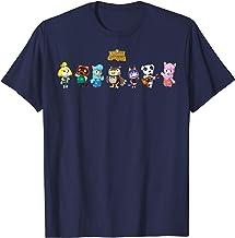 Animal Crossing Character Lineup T-Shirt