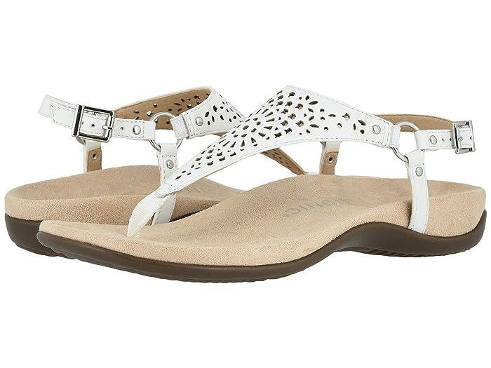 VIONIC  Kirra Perf (White) Womens  Shoes