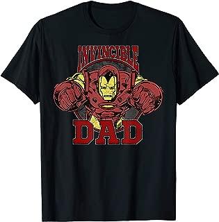 ironman dad shirt