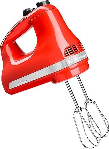 new arrival KitchenAid KHM512HT 5-Speed Ultra Power Hand 2021 Mixer, Hot online sale Sauce outlet online sale