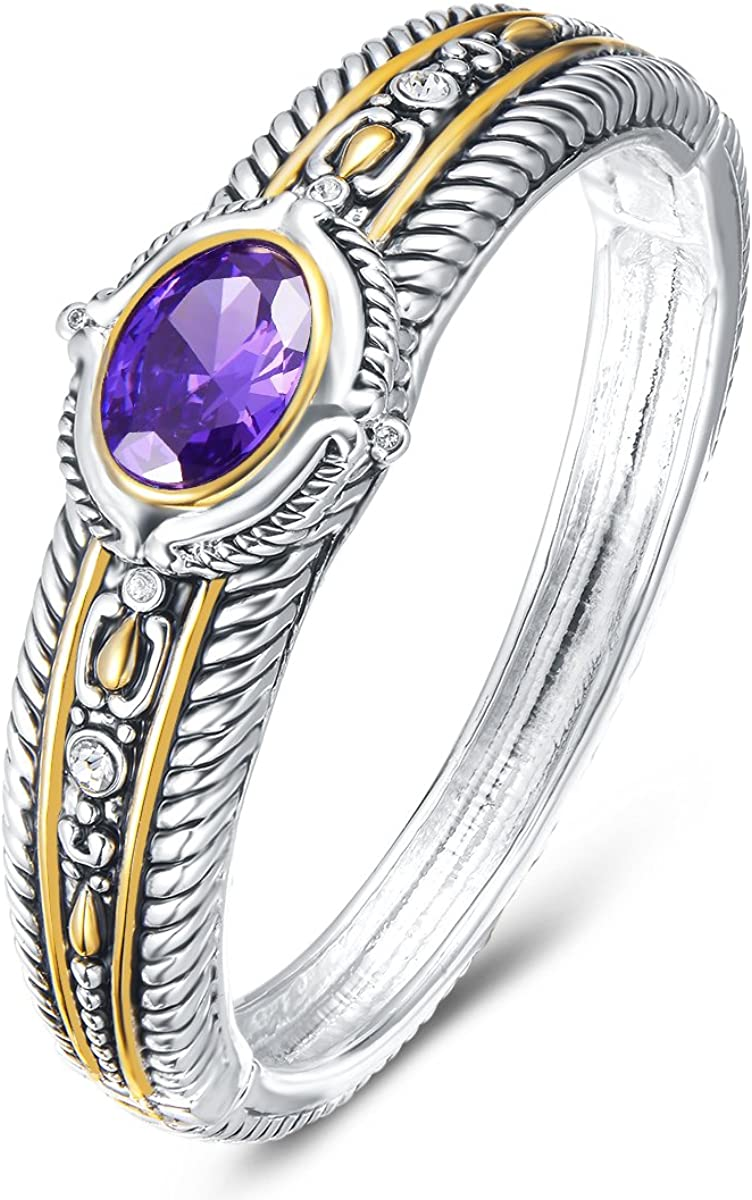 Indianapolis Mall UNY Fashion Brand David jewelry Double Bangle Vintage Cuff Wire Ranking TOP7