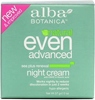 Alba Botanica Cream Renewal Sea Plus