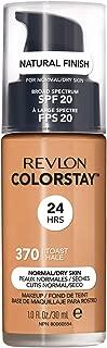 Revlon Cos Revlon Colorstay Makeup Normal/dry Foundation 370 Tan - 1 Fl Oz, 1 Oz