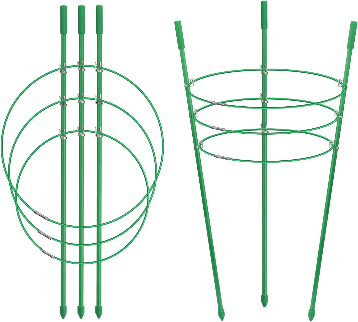 DIY Garden Plant Support Sale special price Ring Extendable 34